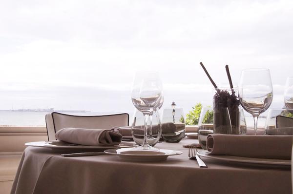 Tamarises Hoisting Restaurant Getxo