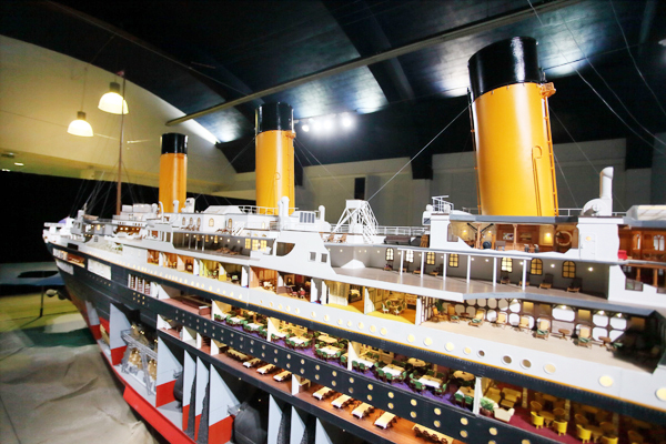 titanic palacio euskalduna bilbao