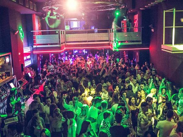 backstage discotecas bilbao