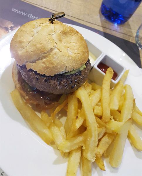 Santa Rosalia Burgers Bilbao