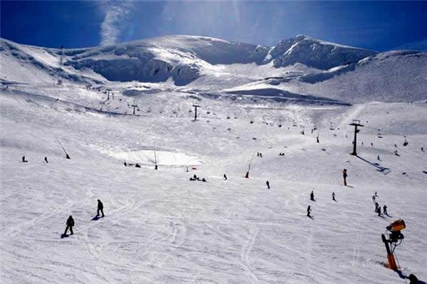 estacion esqui valdezcaray