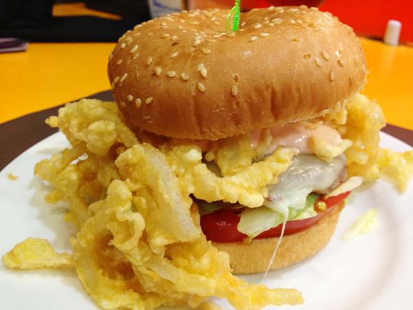 hamburguesas florida bilbao
