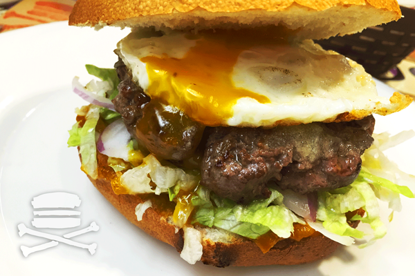 la brasa canalla hamburguesas bilbao