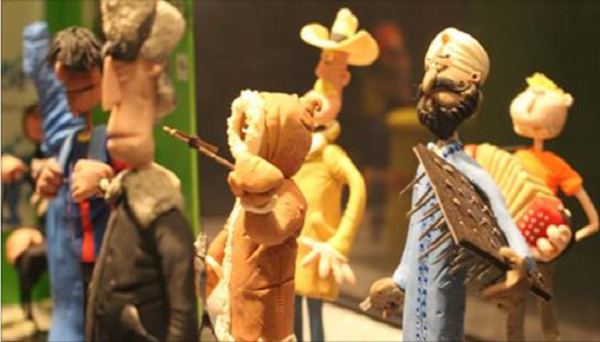 museo reproducciones plastilina planes en bilbao