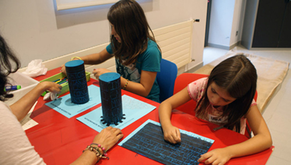 talleres familiares arkeologi museoa bilbao