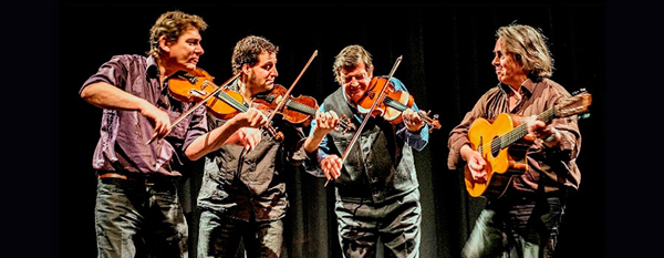 celtic fiddle planes agenda en bilbao