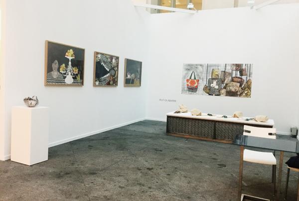 rut olabarri art madrid autorretratos galeria vanguardia