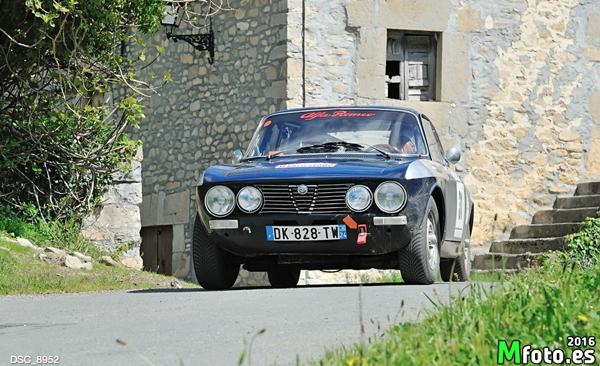 rallyestone carrera bilbao coches clasicos