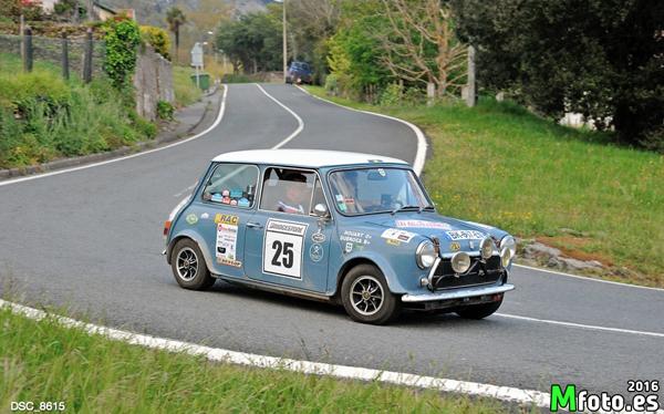 rallyestone carrera coches bilbao