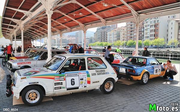 rallyestone coches clasicos bilbao