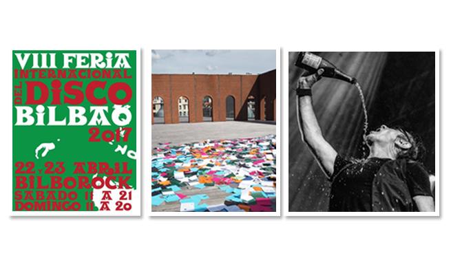 Feria del disco Agenda Bilbao Planes