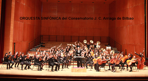 Orquesta Arriaga Guggenheim