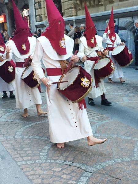 semana santa procesiones bilbao