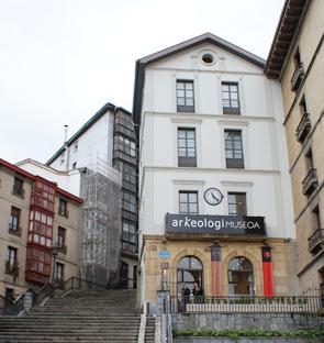 museo arequeologico bilbao.