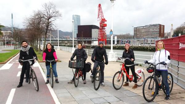 nonstop agenda bilbao bicicleta