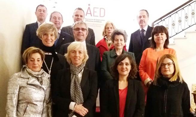 Asociación AED premios bizkaia