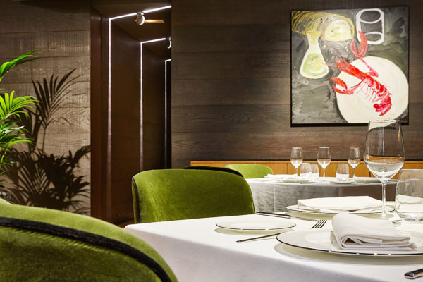 Restaurants Bilbao Eat Hotel Domine