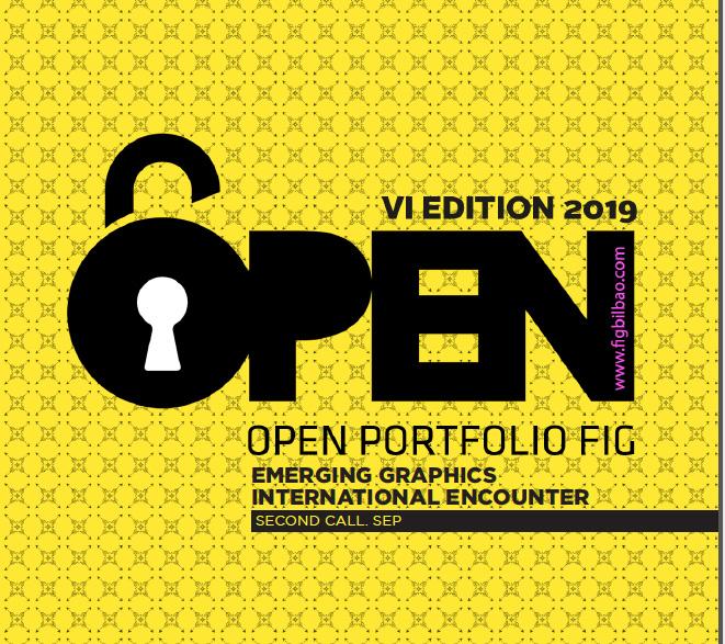 open porfolio diseno grafico internacional bilbao
