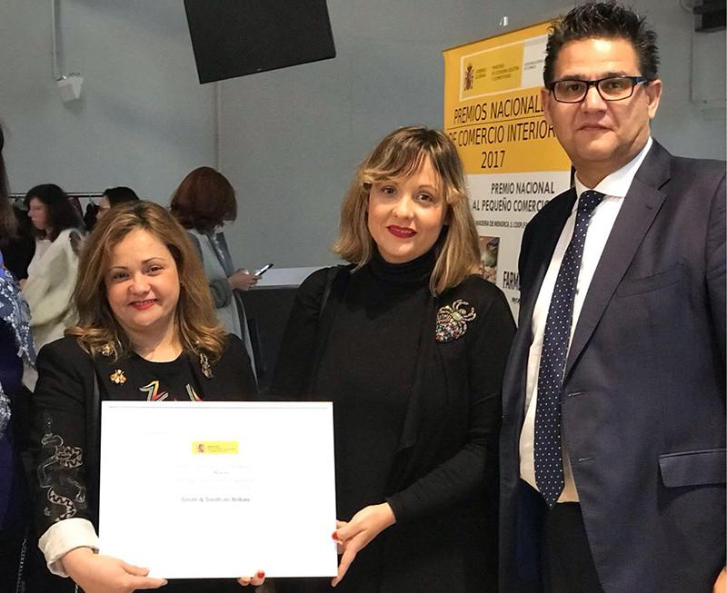 Smith and Smith Premio Comercio Nacional