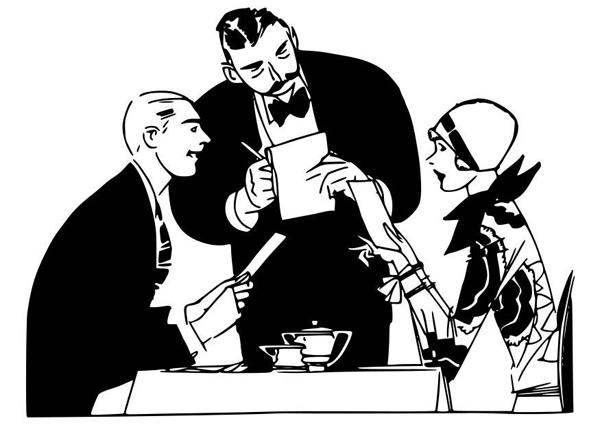 Una idea para regalar a tu madre es ir a un restaurante