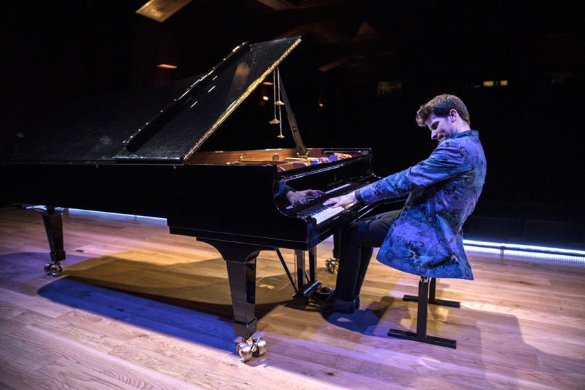 conciertos jazz bbk guggenheim Marco Mezquida