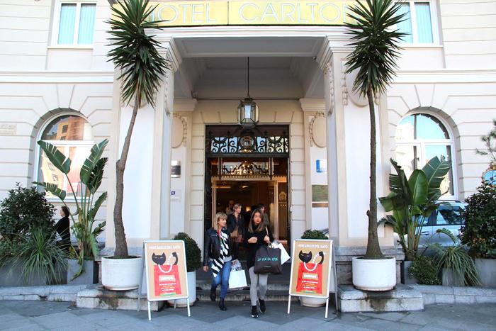 mercadillo gato hotel carlton 2019