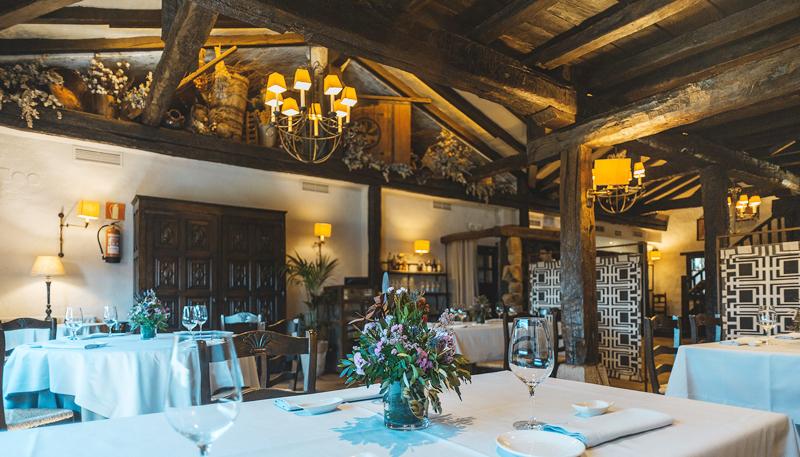 restaurante boroa estrella michelin cerca bilbao