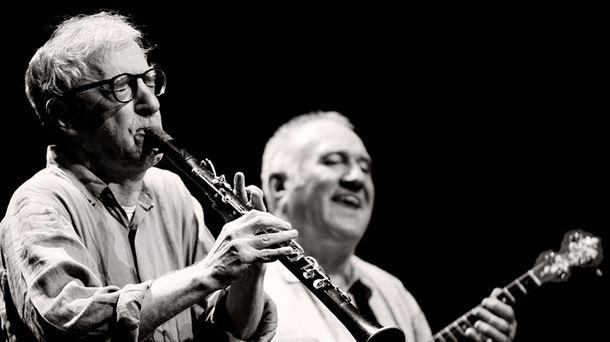 woody allen elige Bilbao concierto jazz