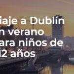 bilbao school-viaja con hijos familias dublin