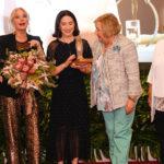Elena Arzak recibe el premio de la Asociación Siglo XXI