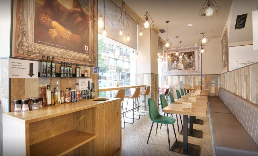 better restaurante natural fresco bilbao