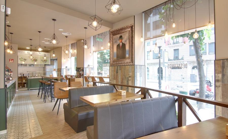 better restaurante natural resco mazarredo bilbao