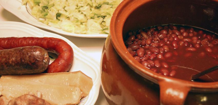 8 restaurantes alubias rojas bizkaia