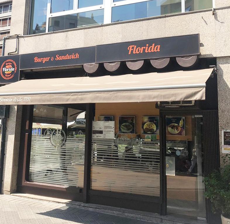 cafeteria florida bilbao hamburguesas