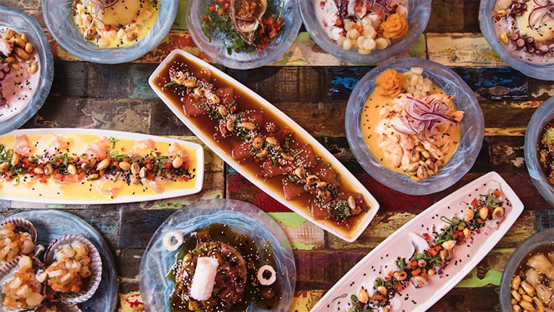 restaurante peruano cevitxe aromas peru bilbao