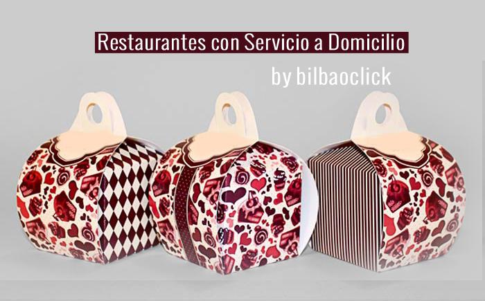 restaurantes servicio domicilio bilbao