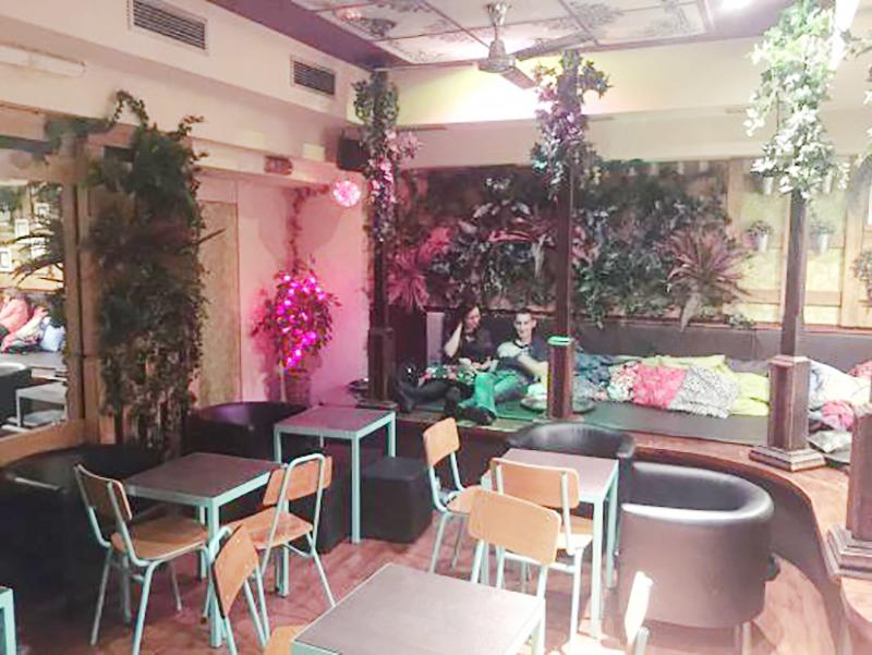 stromboli bar bilbao estilo lounge